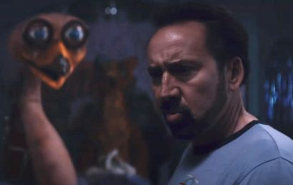 Nicolas Cage Gets Medieval On Five Nights At Freddy's In New Trailer For Willy's Wonderland