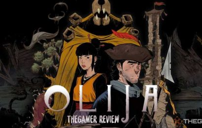 Olija Review: Marooned With A Magic Harpoon