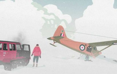 Meet The Indie Dev Who Went To Antarctica To Create A Cold War Game About Love