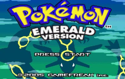 Pokemon Emerald Is Still The Best Game In The Series For One Very Specific Reason