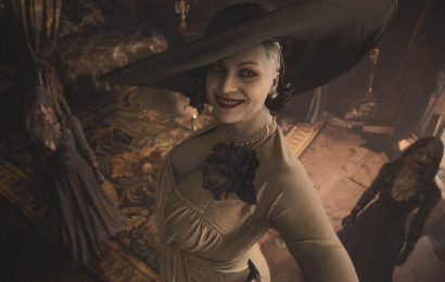 Resident Evil's Tall Vampire Lady Isn't New – They've Been Hot, Bloodsucking Landlords For 100 Years