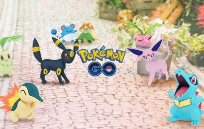 How To Complete Pokémon Go's Johto Collection Challenge