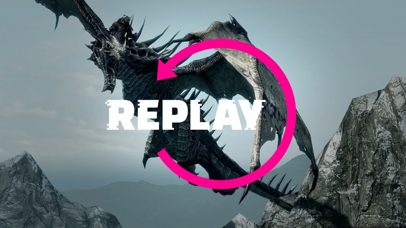 Replay – The Elder Scrolls V: Skyrim Part 2