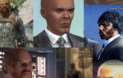 A Community Of Redditors Are Putting Sam Jackson In Every Game They Can