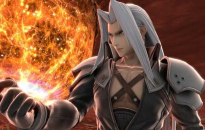 Sephiroth Can Deal 59,000% Damage With One Hit In Smash Ultimate, Here's How
