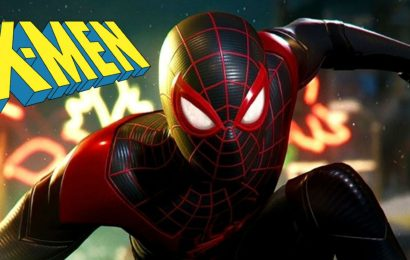 Spider-Man: Miles Morales Easter Eggs Suggests The X-Men Exist In The Spider-Verse