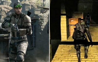 Splinter Cell: Every Game In The Series, Ranked