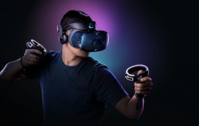 Get Even Better PC Performance With Vive Cosmos' Latest Updates