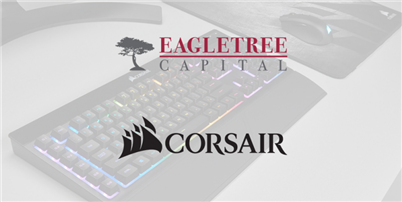 SEC Filing: EagleTree Capital Looks to Sell a 7.77% Stake in Corsair