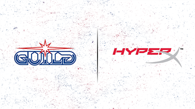 Guild Esports Signs Two-Year Deal With HyperX