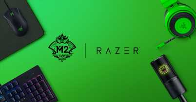 Razer Joins M2 World Championship as Official Gaming Gear Partner