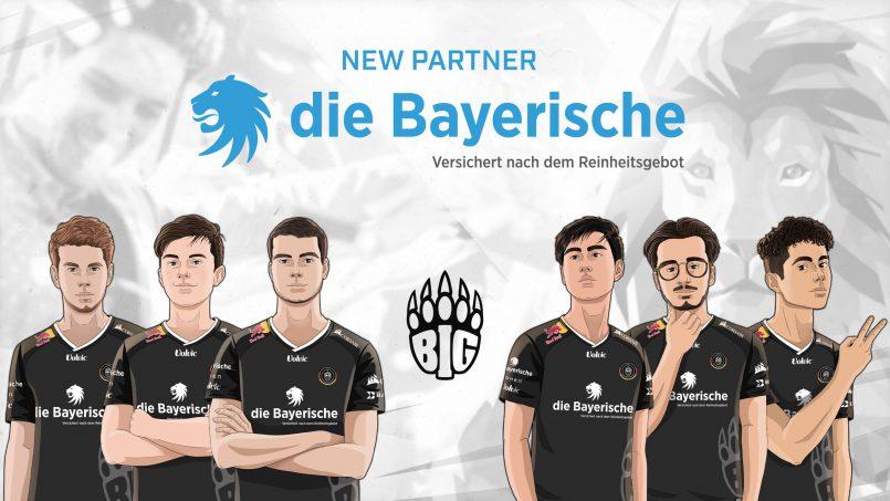 Berlin International Gaming Partners with German Insurance Group die Bayerische