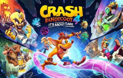 Crash 4 release date: Great news for Crash Bandicoot Switch fans as Steam misses out
