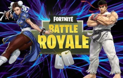 Fortnite x Street Fighter: Release date news for new Capcom skins in Battle Royale