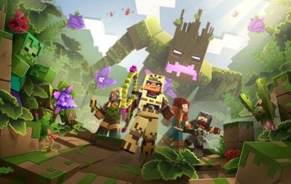 Minecraft Dungeons DLC release date news and free Nether update
