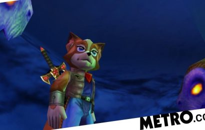 Rare Star Fox Adventures N64 prototype leaked online
