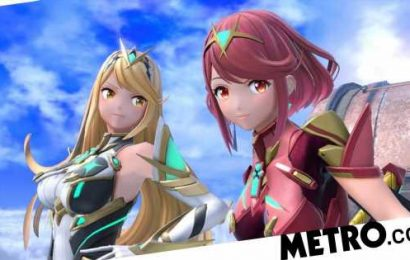 New Super Smash Bros. DLC fighter is Pyra and Mythra from Xenoblade Chronicles 2