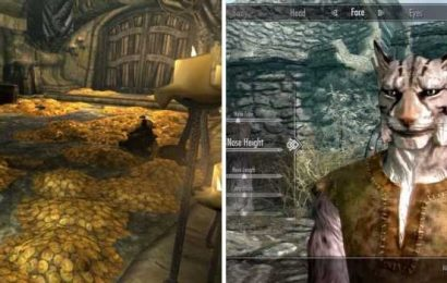 10 Things You Never Knew About Skyrim's Development
