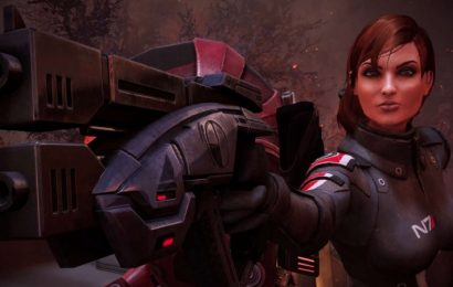 Mass Effect Legendary Edition Changes Iconic Elevator Sequences