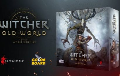 CD Projekt Red Reveals New Board Game, The Witcher: Old World