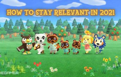How Animal Crossing New Horizons Can Stay Relevant in 2021