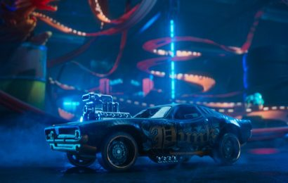 Hot Wheels Unleashed brings the orange plastic track to consoles this fall