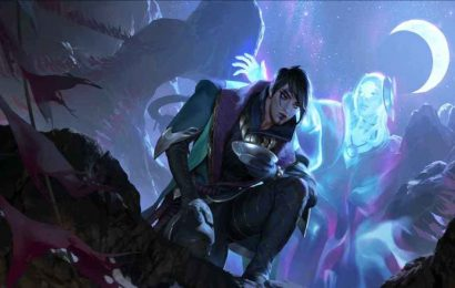 Riot Games presents: Aphelios Champion Expansion Card Gallery