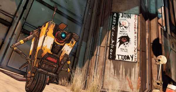Jack Black will be Claptrap in the Borderlands movie