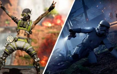 EA Reveals That Dice And Respawn Have Complete Control Over The Future Of Battlefront And Titanfall