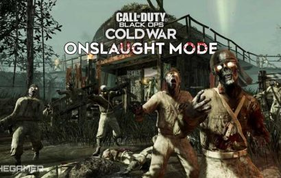 Improving Call Of Duty: Black Ops Cold War's Zombies Mode, Onslaught