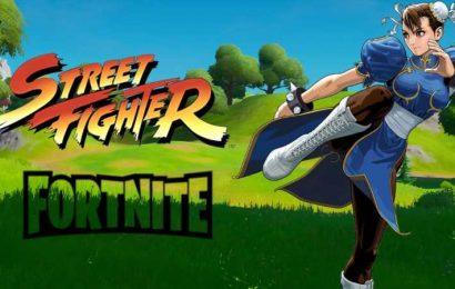 Chun-Li's Skipping Mortal Kombat Because She's Appearing In Fortnite