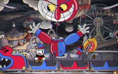 Cuphead: How To Beat Beppi The Clown