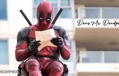 Ryan Reynolds Celebrates Deadpool's Fifth Anniversary With Fake Fan Letter