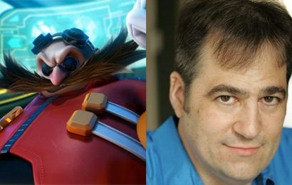 Mike Pollock Confirms He's Staying As Dr. Eggman In Future Sonic Games