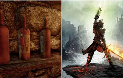 Dragon Age Inquisition: Guide To Completing The Bottles On The Wall Collection