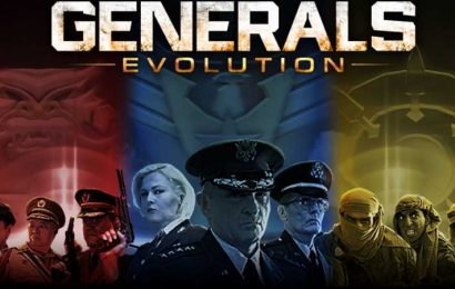 Total Conversion Mod Turns Red Alert 3 Into C&C Generals