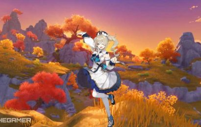 Genshin Impact: Pro Tips For Playing As Barbara
