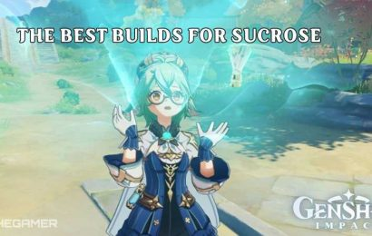 Genshin Impact: The Best Builds For Sucrose (And Everything Else You Need To Know About Playing The Character)
