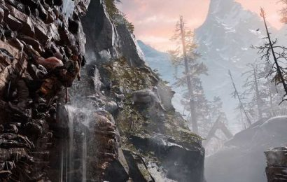 New God Of War Update Adds Enhanced Performance Experience Mode