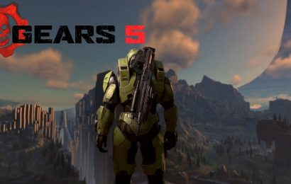 Gears Of War Developer Might Be Supporting The Development Of Halo Infinite