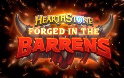 Next Hearthstone Expansion, Forged In The Barrens, Announced At BlizzConline
