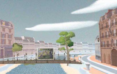 How VR Showed Me La Grande Jatte Like Never Before