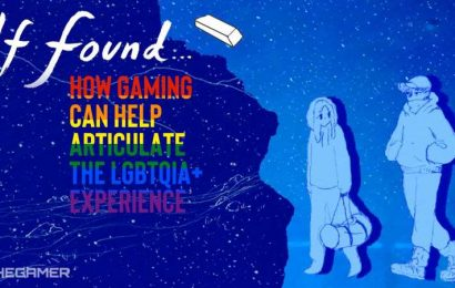 If Found… And How Gaming Can Help Articulate The LGBTQIA+ Experience