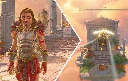 Immortals Fenyx Rising A New God DLC: Guide to Obtaining All Relics in Ares' Vaults
