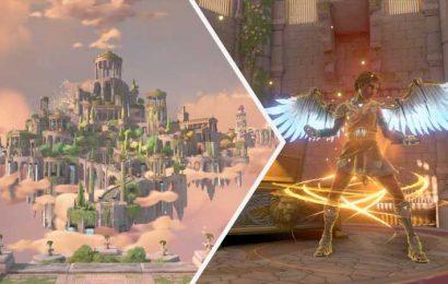 Immortals Fenyx Rising A New God DLC: Achievement Guide