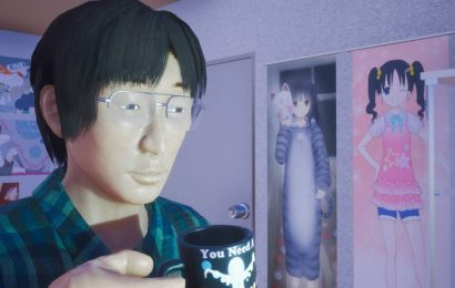 Japanese Game Developer Hasn't Left The House In 10 Years