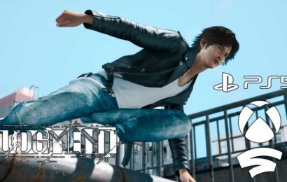 Judgment Is Getting A Fancy Next-Gen Re-release On PS5 And Xbox Series X In April