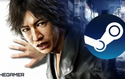 Code From Judgment's Website Hints That The Game May Be Getting A Steam Release After All