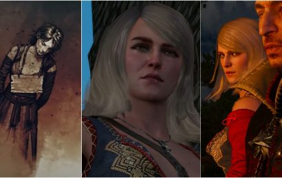 Witcher 3: How To Get Each Ending For Keira Metz