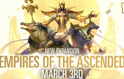 Legends Of Runeterra: Empires Of The Ascended Will Add 110 New Cards On March 3